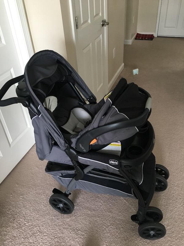 Chicco Cortina Cx Travel System With Car Seat Base