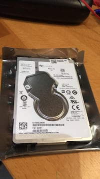 black and gray Seagate hard disk drive Vaughan, L6A 4A3
