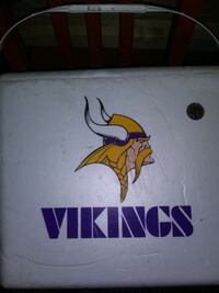 Vintage Minnesota Vikings Cooler Minneapolis, 55433