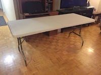 "6 foot (72"") Folding Table Toronto, M5B"