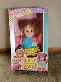 Doll Eegee Goldberger Cute Looks - 1991 Minneapolis, 55438