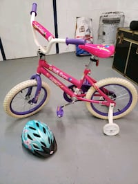 Young girls bike and helmet  Hagerstown, 21740