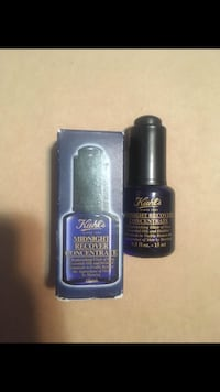 Brand new Kiehl's midnight recovery concentrate mini -15ml