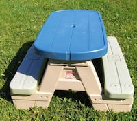 Step2 Toddler Picnic Table