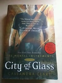 City of glass by cassandra clare Titusville, 16354