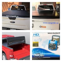 New tonneau covers , soft,hard folding, roll up Vaughan, L6A 0K1