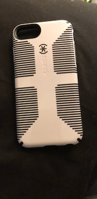 white and black Speck iPhone case Tell City, 47586