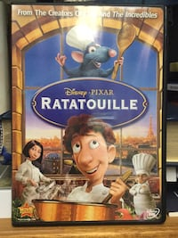 Ratatouille DVD Renton, 98058
