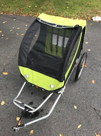 Bicycling stroller. Two seater Sterling, 20165