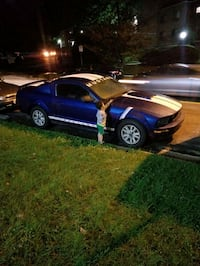 2007 Ford Mustang Wheaton-Glenmont