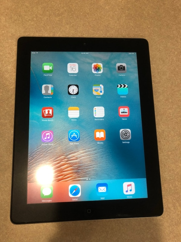 IPad2, 32GB, WiFi Only ($40 Firm)