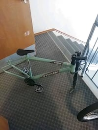 green and black Cannondale F800 Lefty Edmonton, T5C 1N7