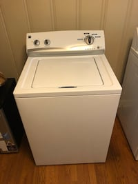 Kenmore Washer and Dryer Raleigh, 27609