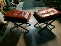 two brown wooden coffee tables Medford, 97501