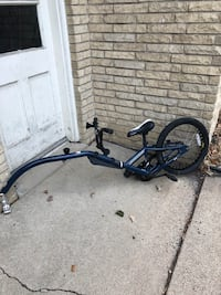 Novara tag along trailer bike Minneapolis, 55417