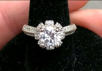 Queen Crown Engagement Ring Baltimore, 21224