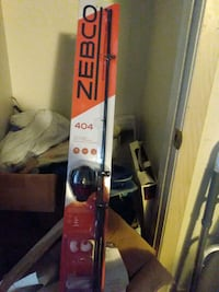 Fishing pole brand new everything come with it