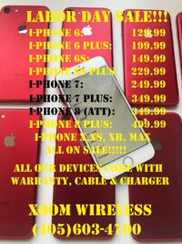 Labor Day Huge Sale!!! right here @ XOOM WIRELESS, Best quality produc
