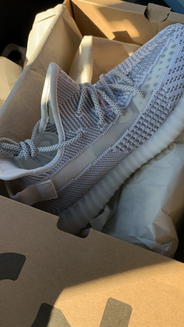 size 40 641df 204f6 Used Yeezy 350 Boost Static Sz 9 for sale in Irving - letgo