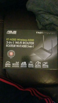 ASUS 3 in 1 Wi-Fi Router