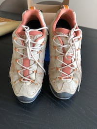 Pair TECNICA hiking shoes