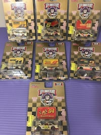 seven assorted diecast packs Bethesda, 20817