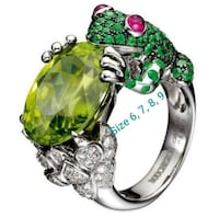 Frog Ring  Knoxville