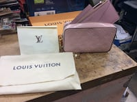 Louis Vuitton pink camera pounce bag with receipt and box used mint  Baltimore, 21205