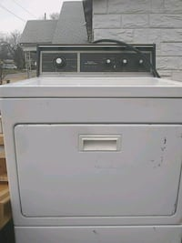 white front load clothes dryer Oklahoma City, 73105