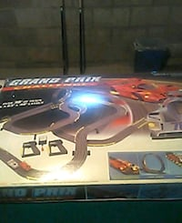 slot car sets and lots of track  best offer or tra Gettysburg, 17325