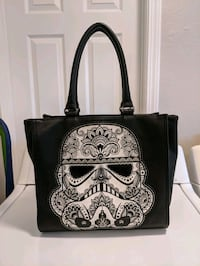Loungefly Disney Starwars Stormtrooper Day of the Dead Purse  North Highlands, 95660