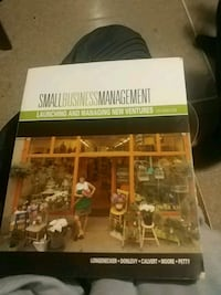 Small Business Management book
