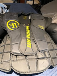 Warrior Ritual chest protector senior XL like new 542 km