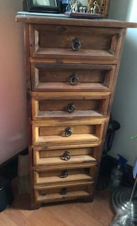 Chest of drawers ( hand made)