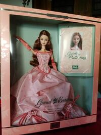 Grand Entrance Barbie 2nd in series