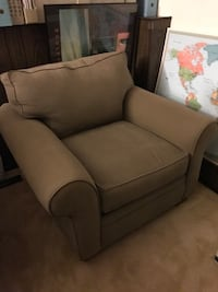 Large sofa chair bought from macy's