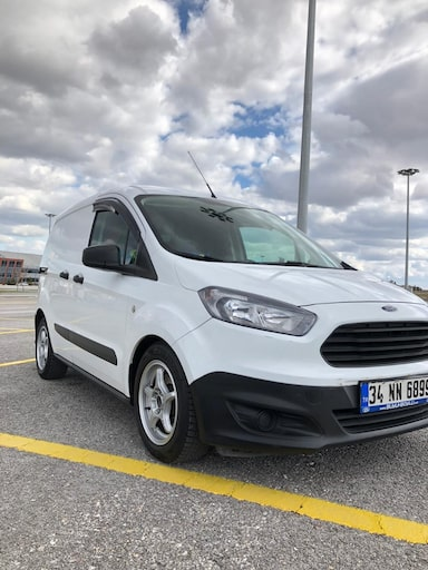 2016 Ford Tourneo Courier Journey 1.6 L TDCI 95PS TREND aa33c190-49a0-4d66-a22f-74a19a3964b9