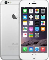 iPhone 6, Silver, 64GB - Like New Mississauga, L5M 0P7