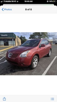 2010 Nissan Rogue Silver Spring