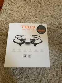 DJI Tello Quadcopter Drone VR HD Video Bundle with Spare Battery. Baltimore, 21239