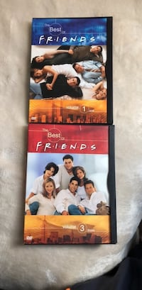 FRIENDS DVDs Vaughan, L4K 2K6