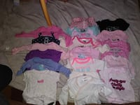 Baby Girl Newborn to 6 Months Clothes