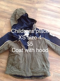 $5 Childrens place size XS size 4