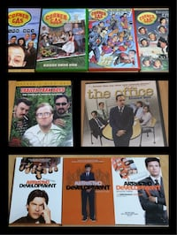 Tv series dvd combo lot or see individual prices & details below North Vancouver, V7P