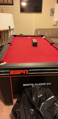 ESPN Pool Table Fort Washington, 20744