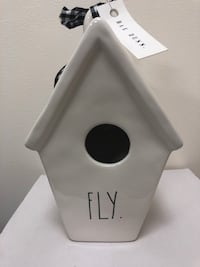 Rae Dunn birdhouse New New York, 11364