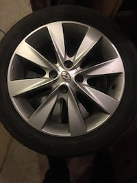 4 all season rims and tires Markham