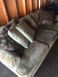 Deep Seat Couch