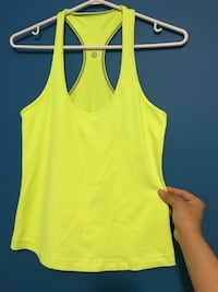 Lululemon Green tank top Mississauga, L5L 5H8