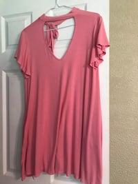 Pink Boutique dress (ties around the neck) Carbon Hill, 35549